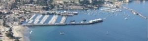 Monterey Harbor/Courtesy of City of Monterey