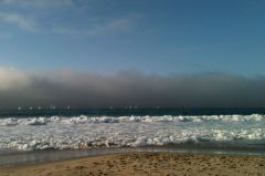 Fog Bank by CM Parsons