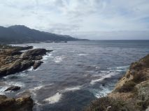 Point Lobos South View by C. Parsons