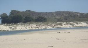 Mulligan's Hill and Salinas River