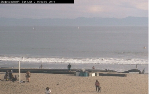 SantaCruz HarborBeach Cam